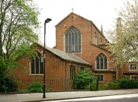 St Helen's Church, North Kensington, London